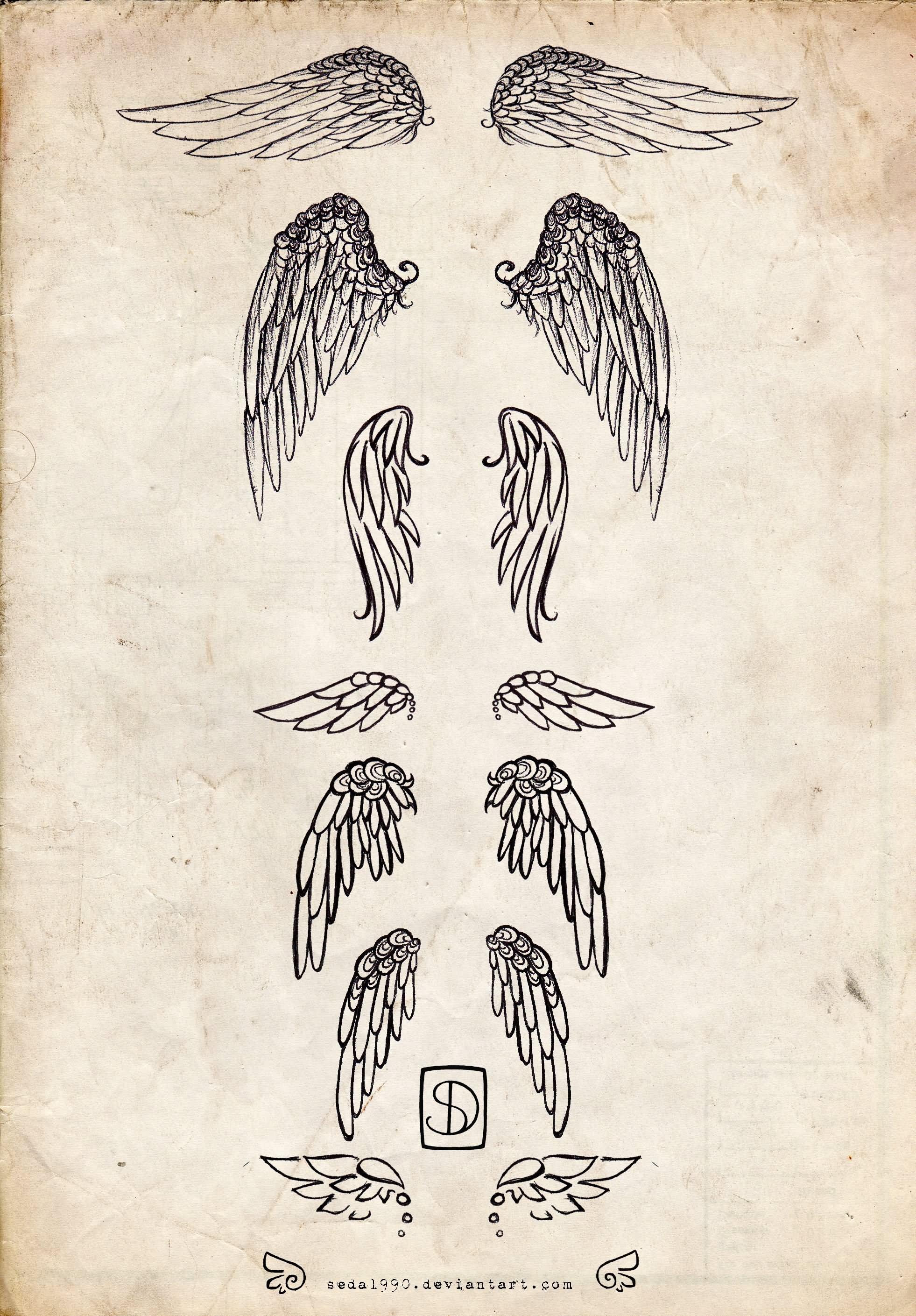 Тата крылья