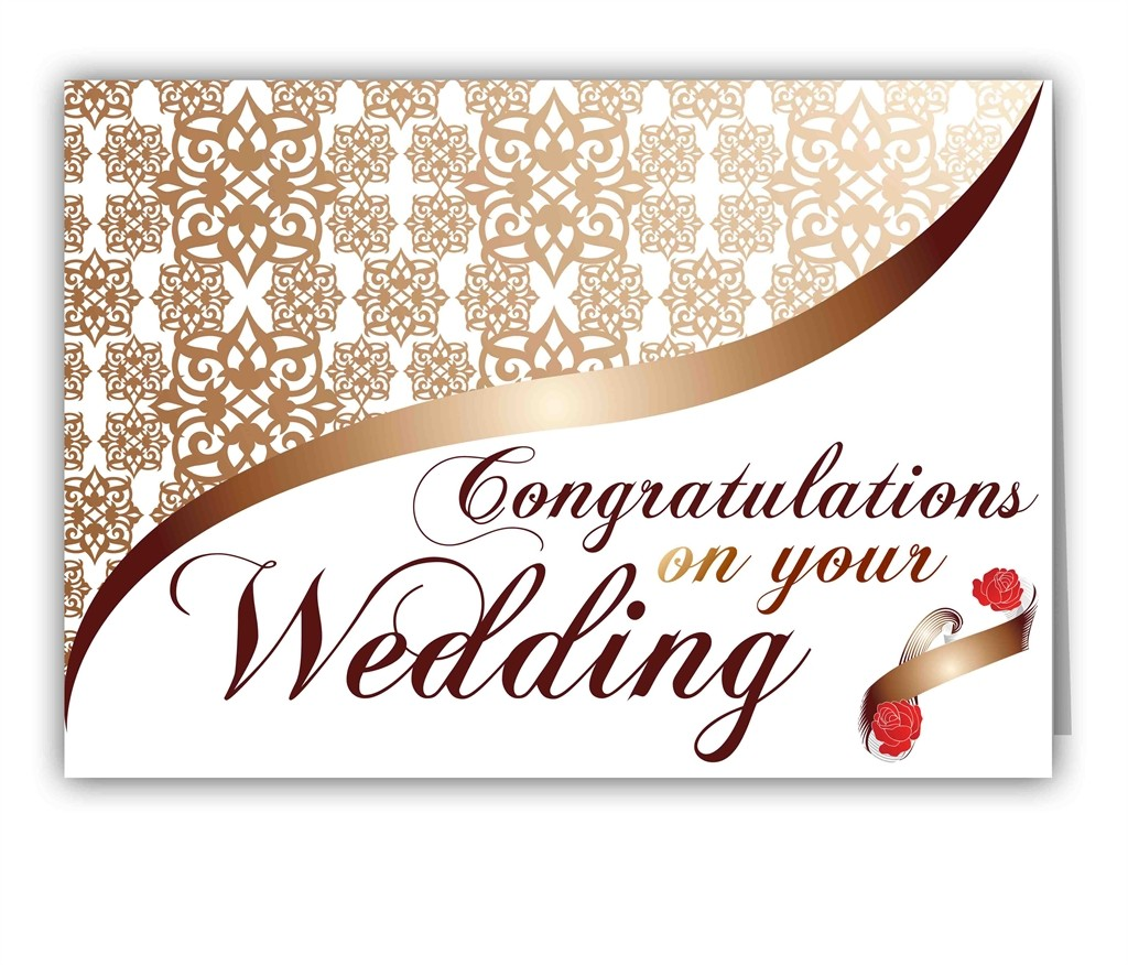 Wonderful Congratulations On Wedding Wishes Images