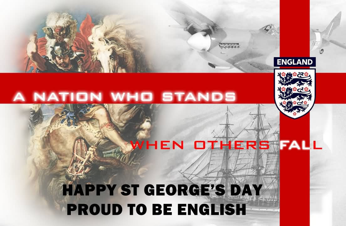 Prayer for St Georges Day  Christian News on Christian