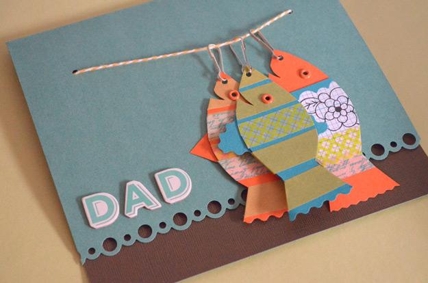 Интересные открытки на день рождения папе