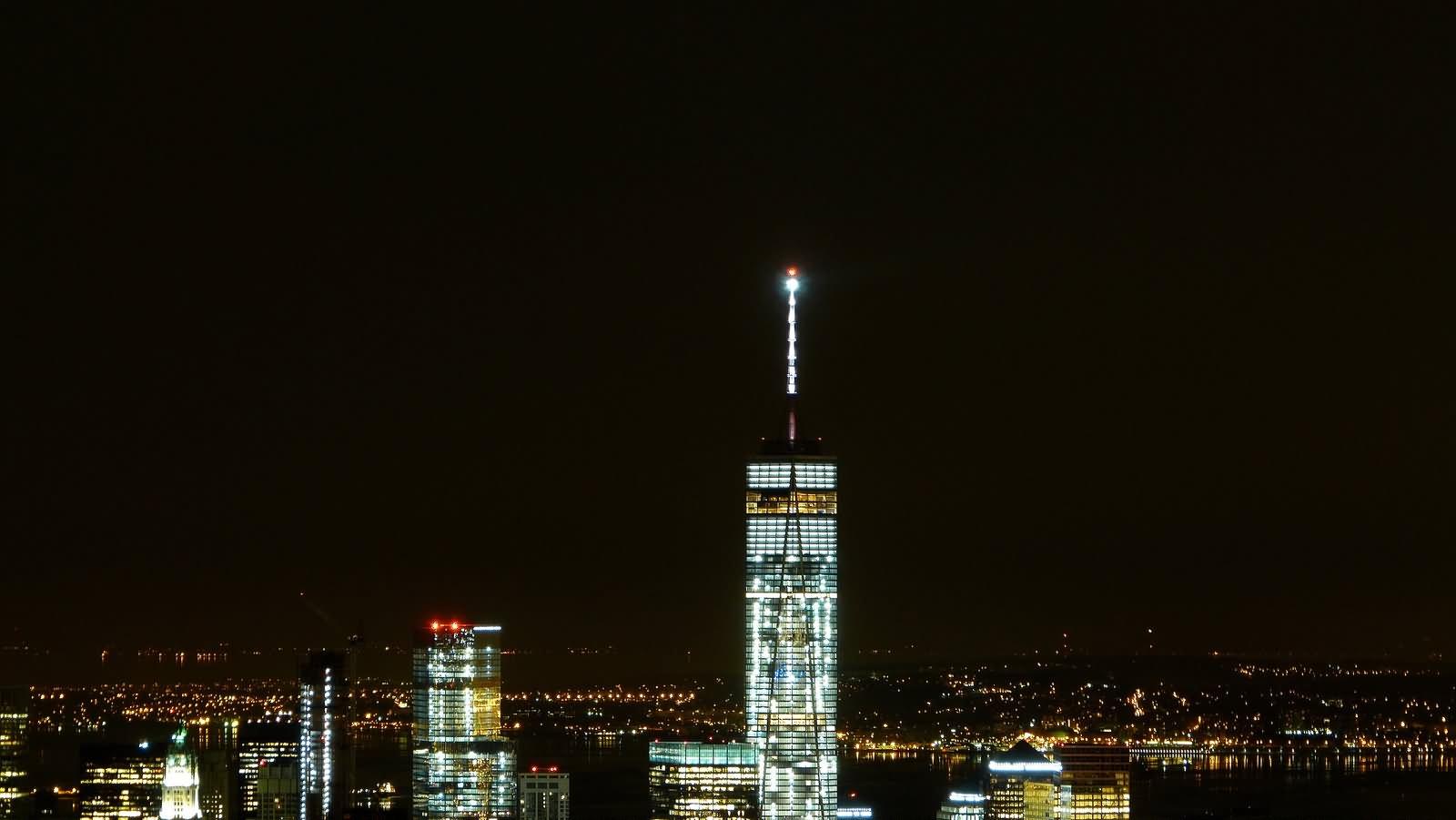 Novo world trade center fotos