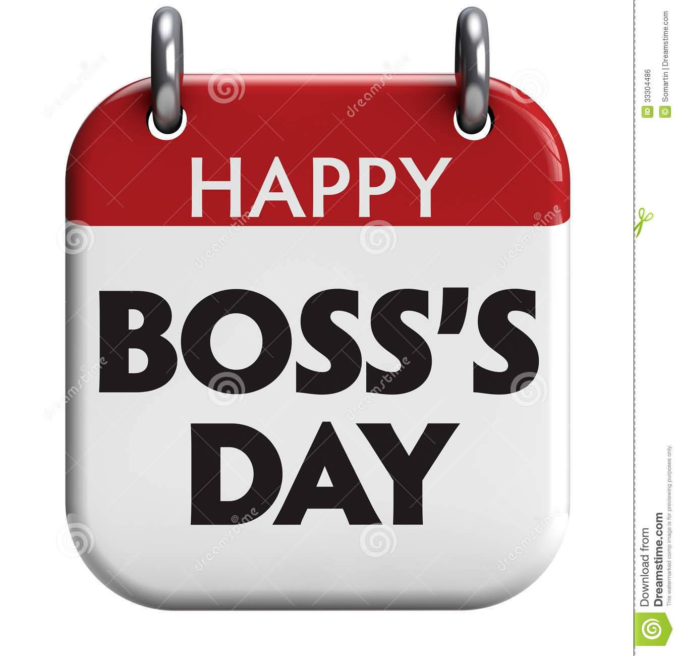 Boss's day clipart pictures