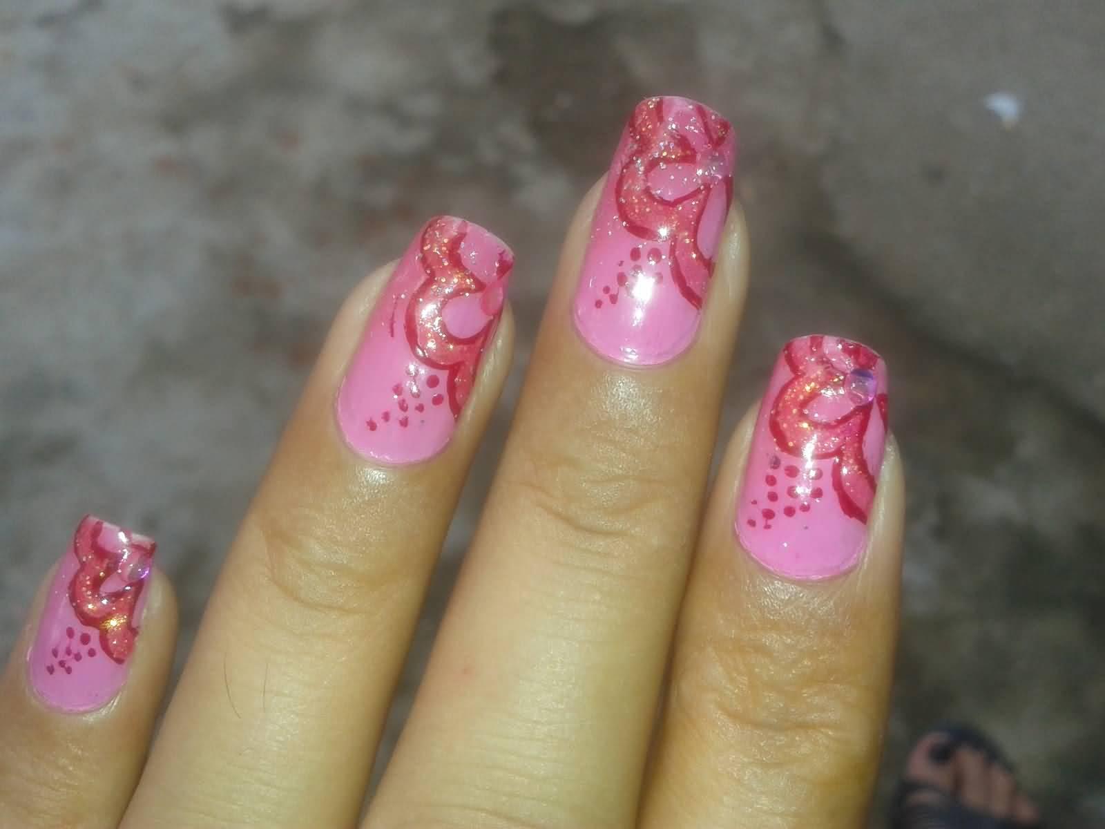 Nail art дизайн ногтей фото
