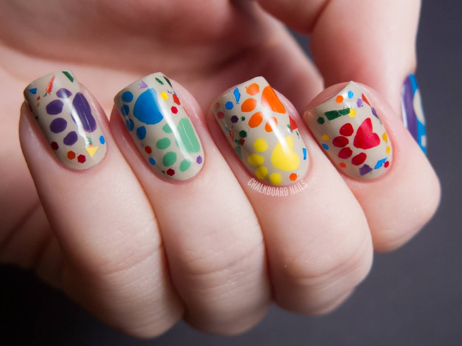 Nail Art Ideas Puppy Paw Nail Art Pictures Of Nail Art Design Ideas