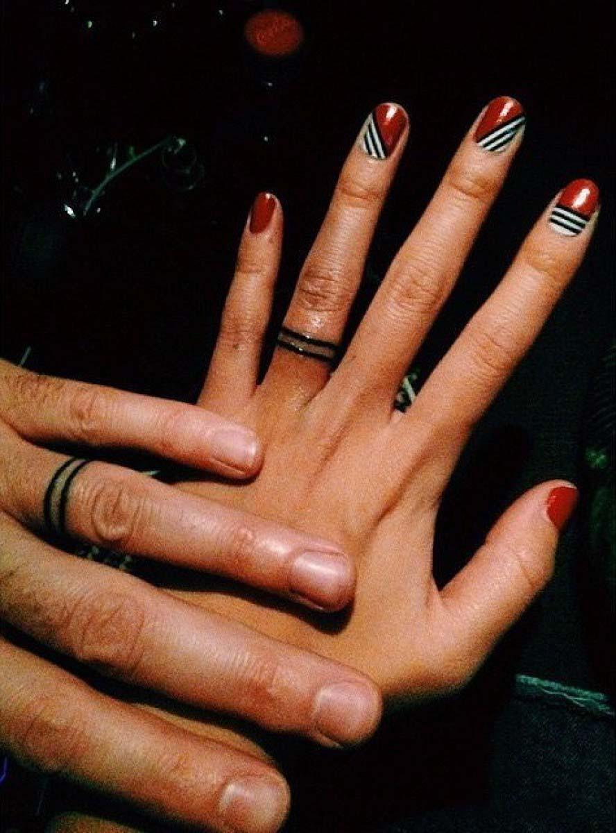 Значение маникюра на пальцах