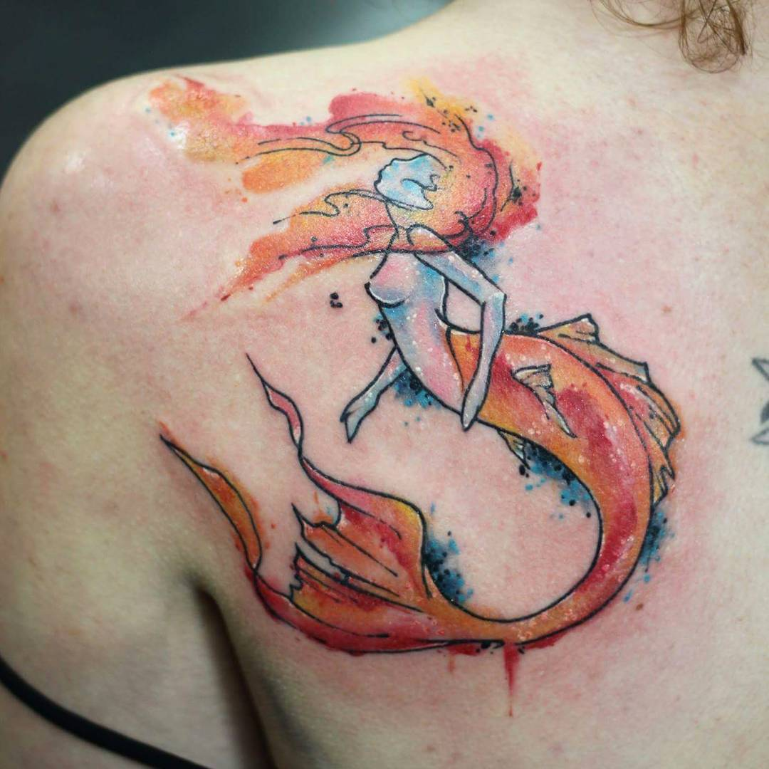 Tattoos of naked mermaids hentai galleries