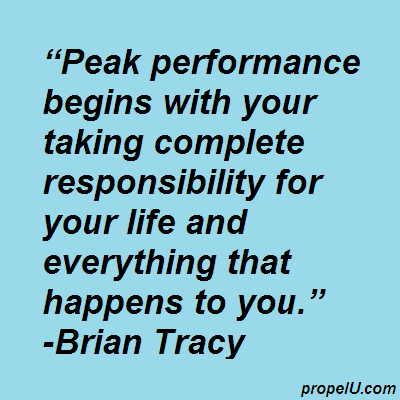 63 best performance quotes and sayings