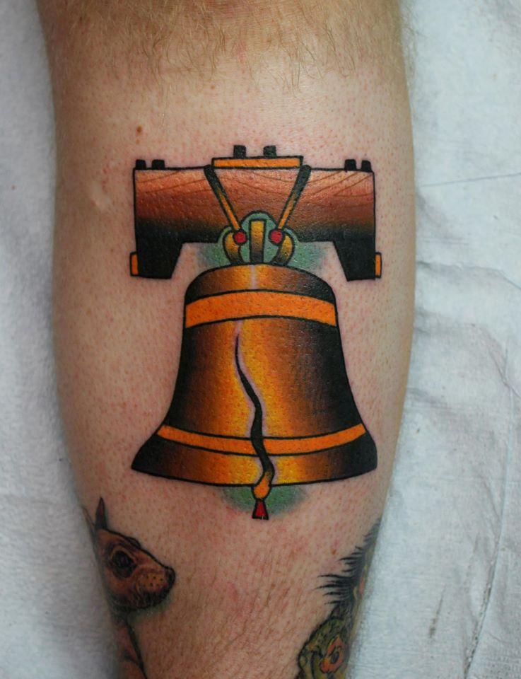 Что означает тату колокола