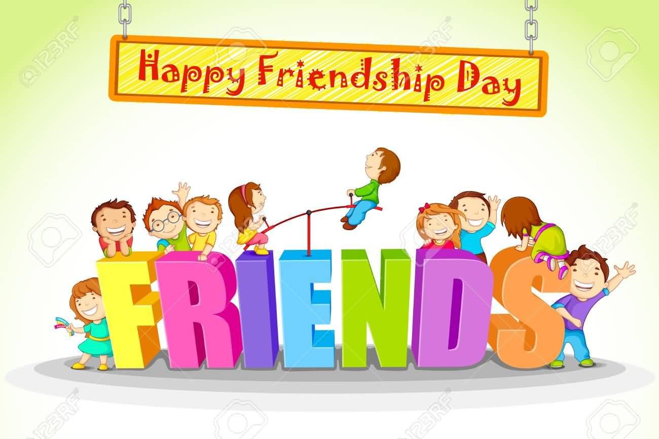 Поздравление с днем дружбы на английском