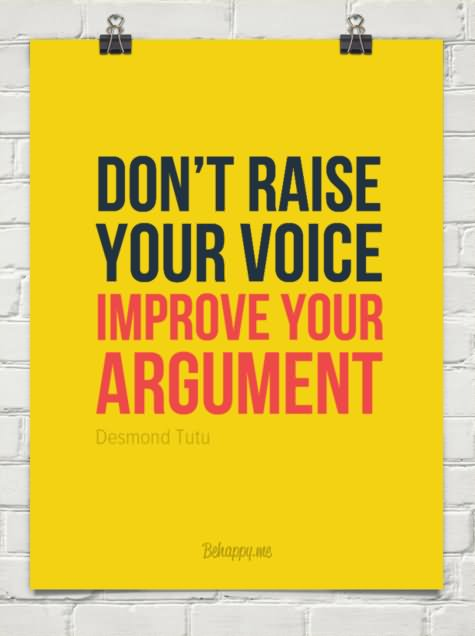 RAISE YOUR VOICE Quotes Like Success
