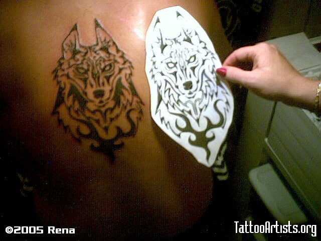 76 Meaningful Wolf Tattoo Designs Ideas For Back