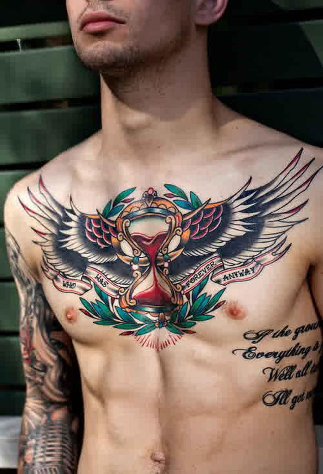 Wings Tattoos Askideas Com