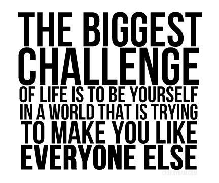 Biggest challenge in life essay