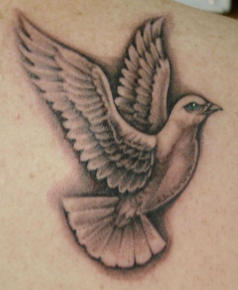 Dove Tattoo Stencil 20 Dove Tattoo Designs...