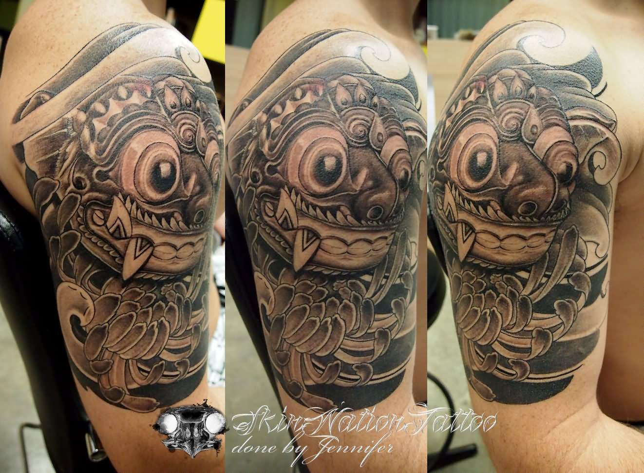 Tattoo Designs: 9 Most Popular Barong Tattoo Designs