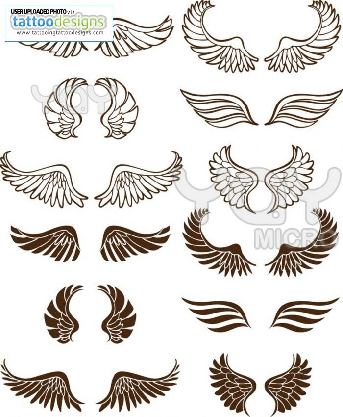 14 Best Wings Tattoo Design Ideas