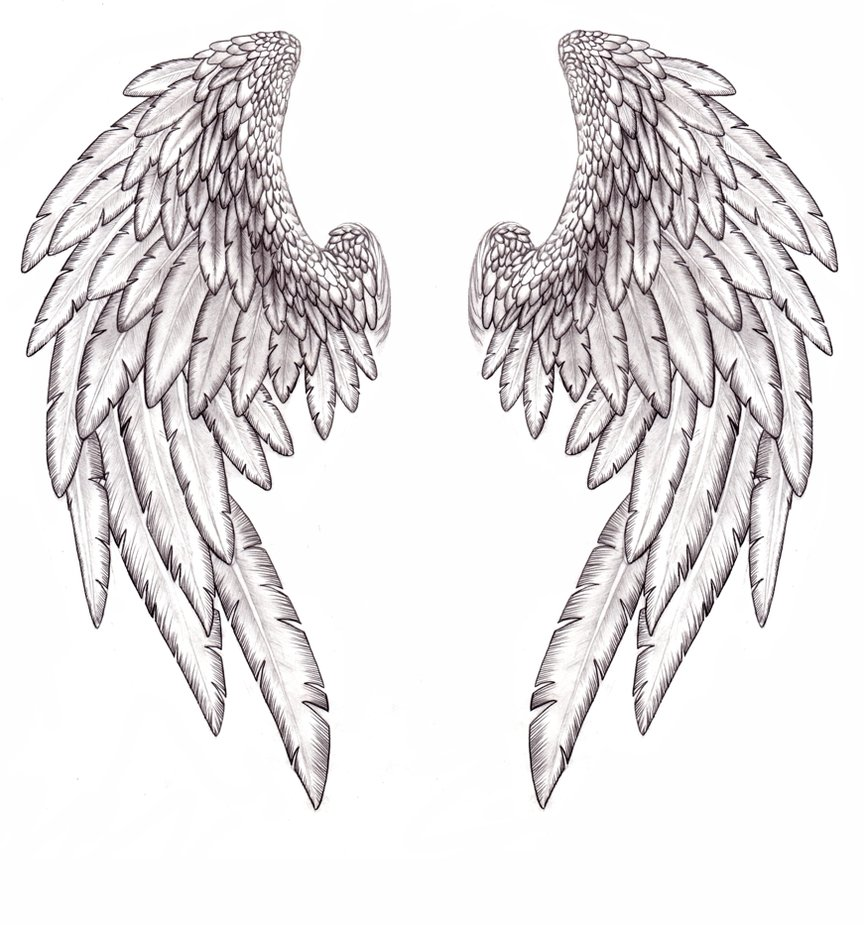 Tattoo Designs Wings: 14+ Best Wings Tattoo Design Ideas