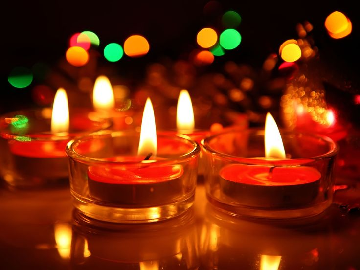 Beautiful Floating Diyas Decoration For Diwali At Home