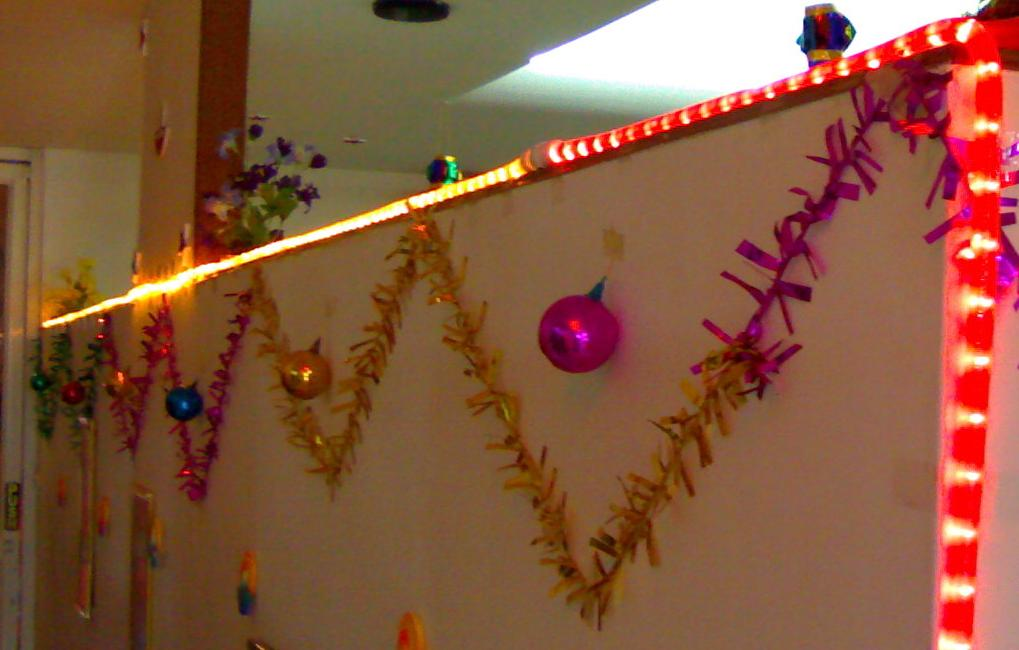 Diwali Decoration Office Desk Acaz