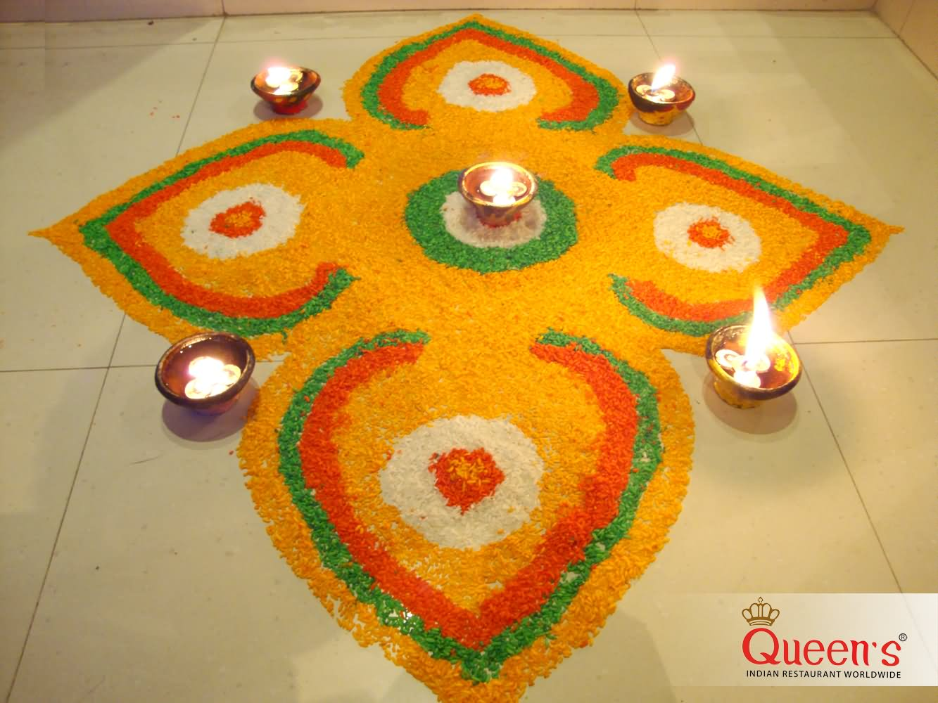 20 wonderful diwali home decoration ideas for Decorations for diwali at home
