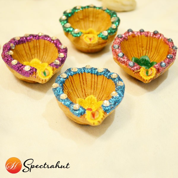 20 Wonderful Diwali Home Decoration Ideas  sc 1 st  how to hack home design story on ipad & Diya Decoration For Diwali At Home] Diy Diwali Diya Decoration Ideas ...