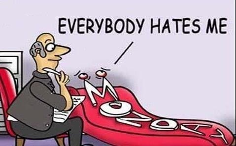 Everybody Hates Monday