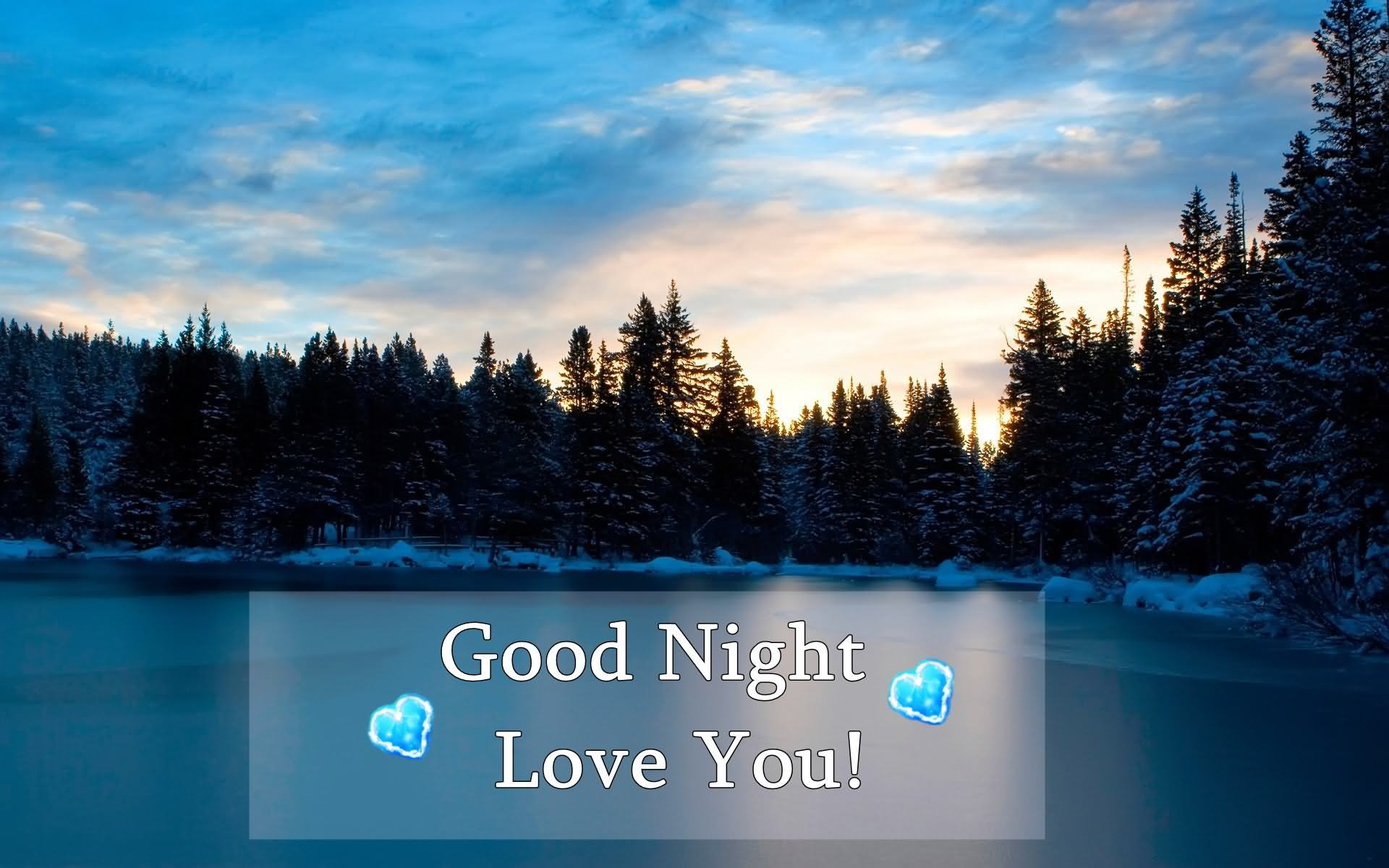 Love Wallpaper With Good Night : 15 Awesome Good Night Love Images