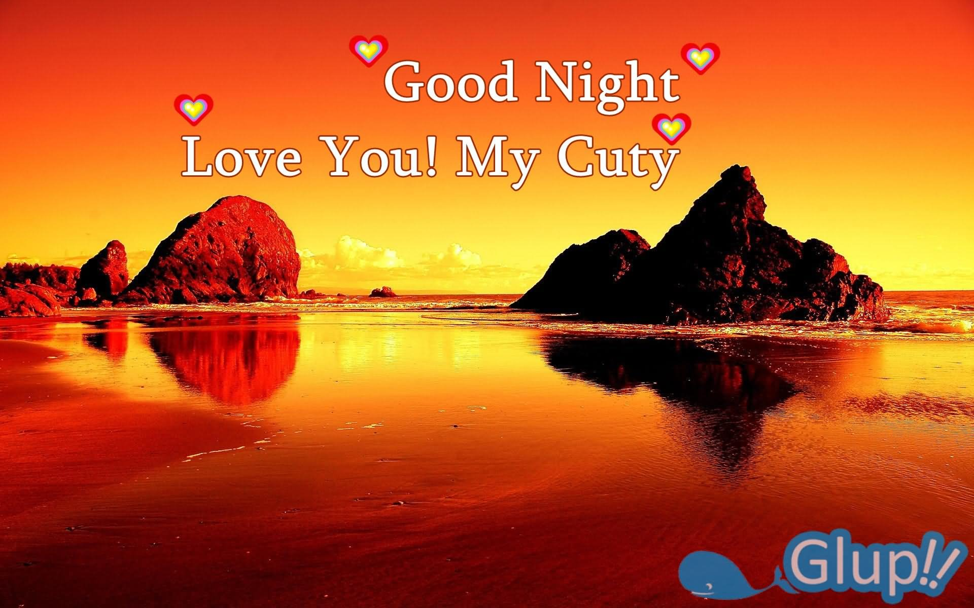 15 Awesome Good Night Love Images