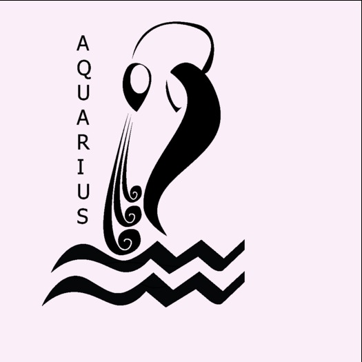 15 Aquarius Zodiac Tattoo Designs And Images