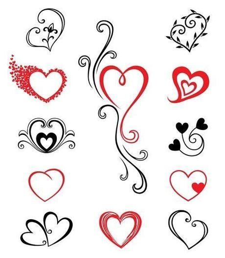 5 Latest Heart Tattoo Designs Samples
