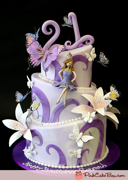 32 Most Beautiful Birthday Cakes
