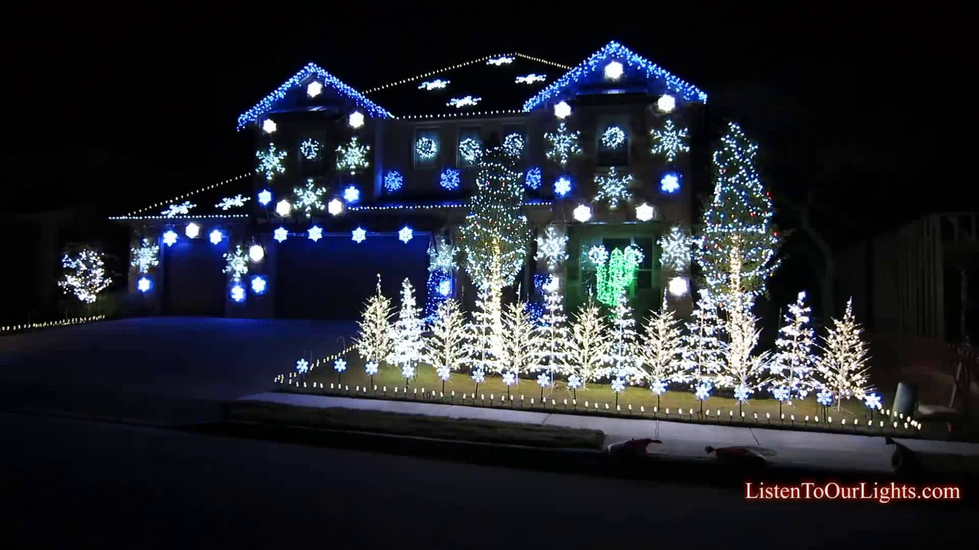 20 most wonderful lights decoration ideas for christmas beautiful star designs christmas lights decoration aloadofball Image collections
