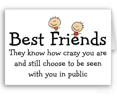 Best And Funny Friendship Quote