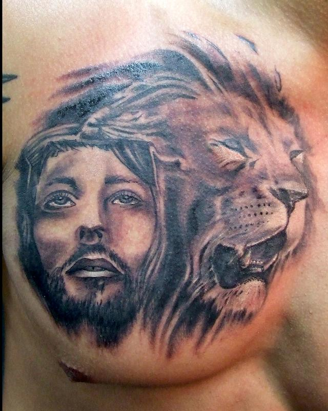 20 Best Jesus Tattoo Images And Designs