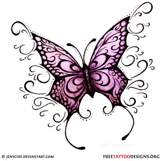 Butterfly Tattoo Drawings 7 Awesome Designs And Ideas