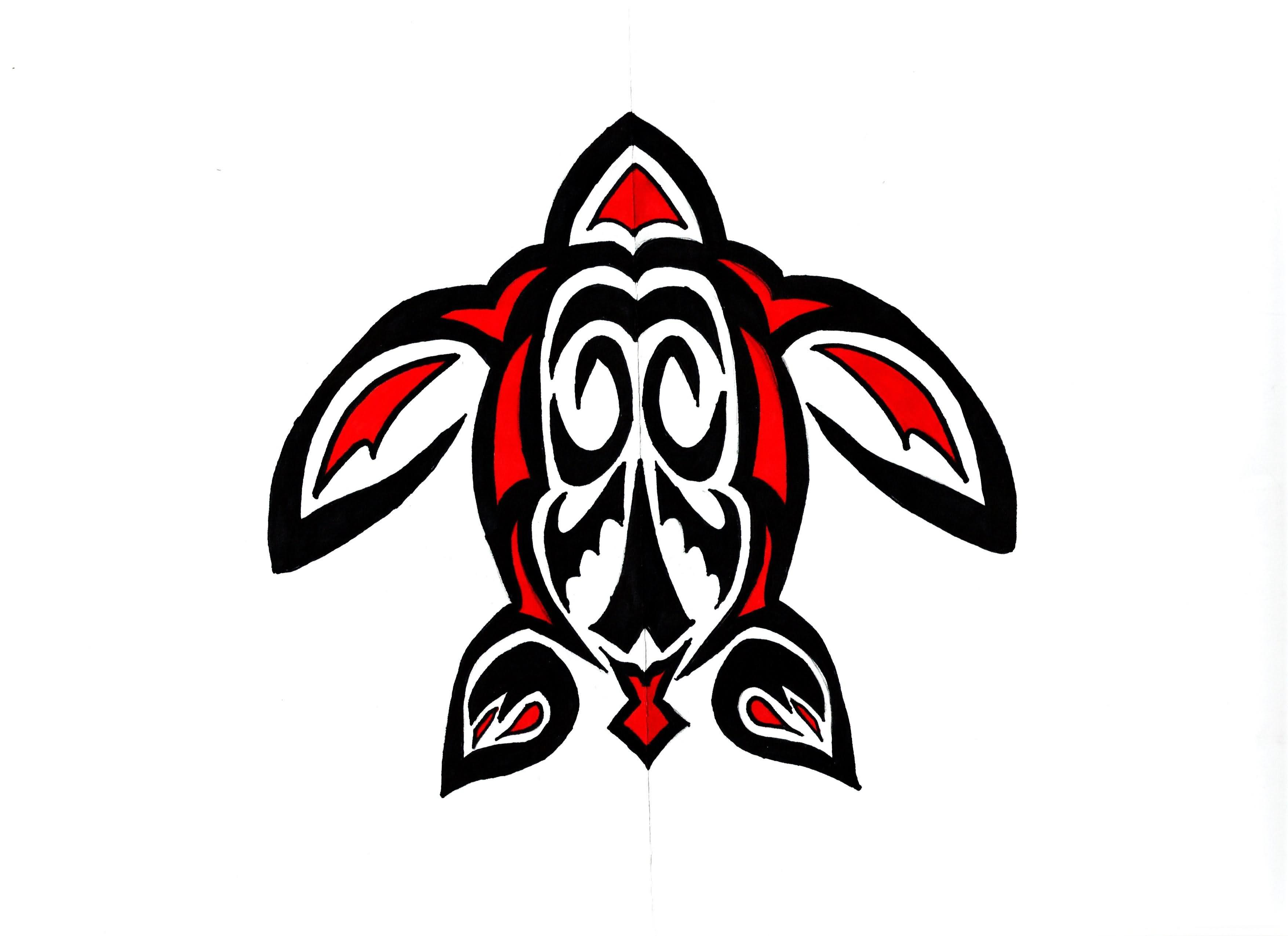6 best tribal turtle tattoo designs and ideas. Black Bedroom Furniture Sets. Home Design Ideas
