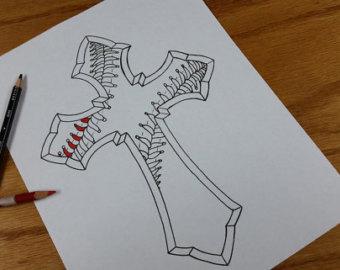 4 Baseball Tattoo Designs And Ideas