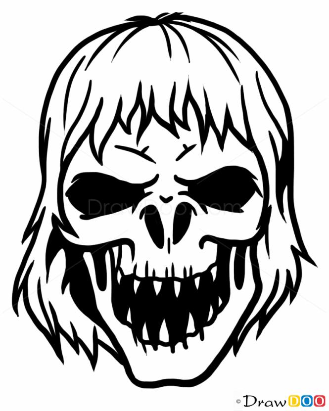 2 Ghost Tattoo Design Ideas