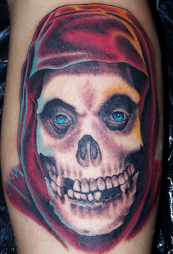 18 ghost tattoo images and designs