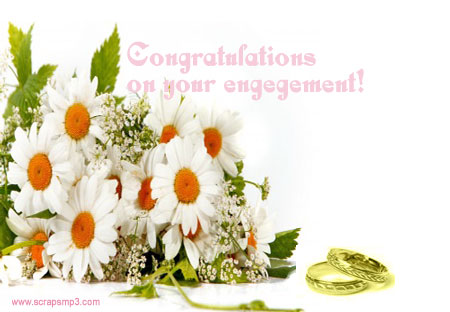 Congratulations On Your Engagement Flowers Picture
