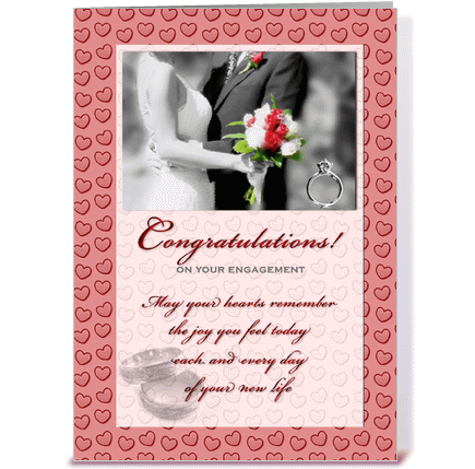 18 best engagement wishes greeting cards congratulations on your engagement greeting card m4hsunfo