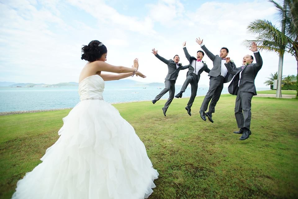 For Grooms One Bride Funny Wedding