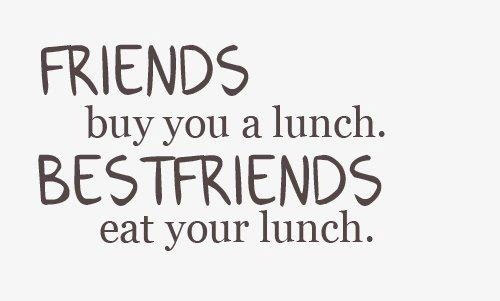 Funny Lunch With Friends Quotes: 20 Very Funny Quotes
