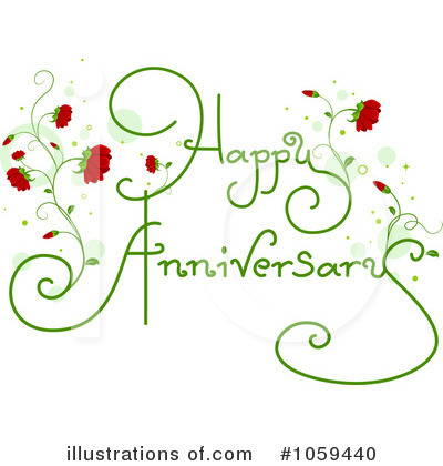Best Happy Anniversary Clipart - Best of free clip art 50th anniversary design