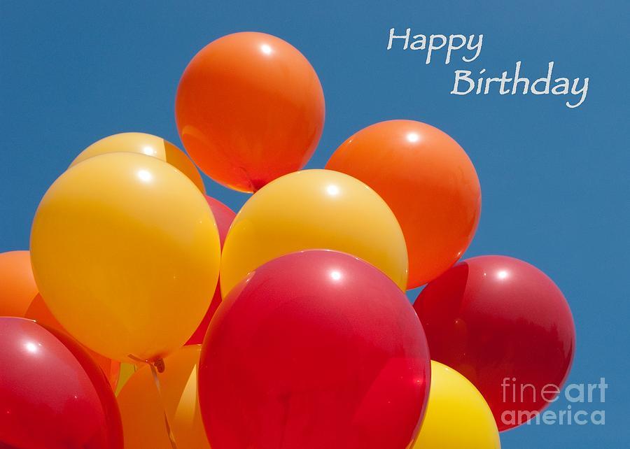 Happy Birthday Balloons With Names ~ 20 wonderful birthday balloons