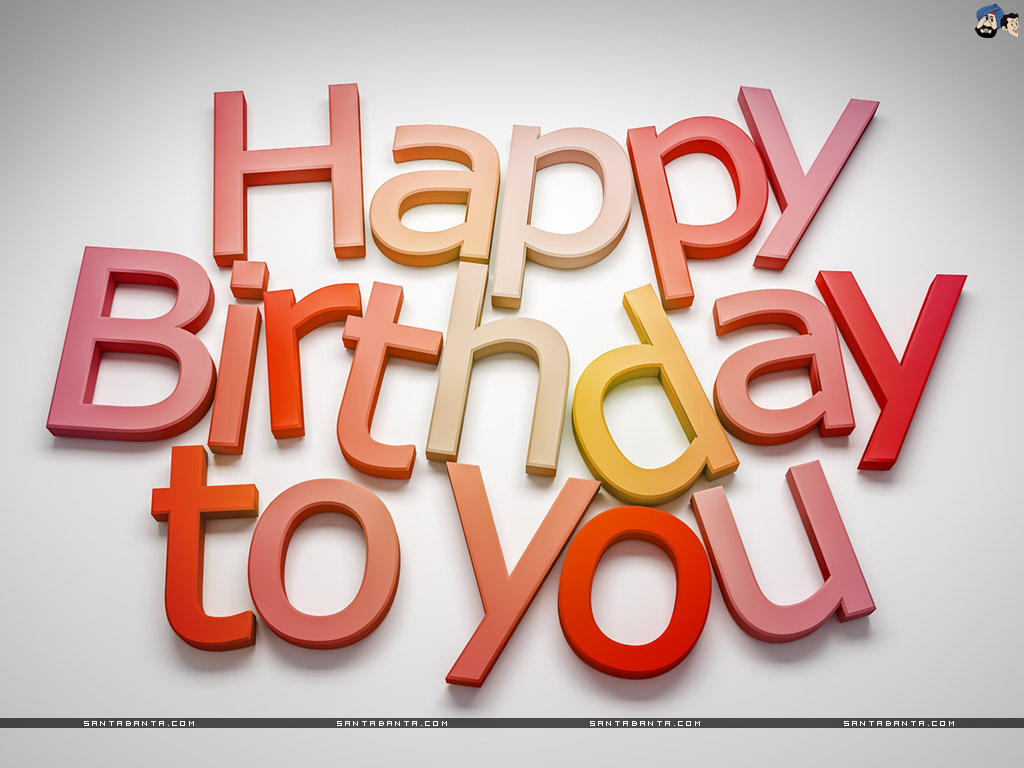 happy birthday to you wishes picture