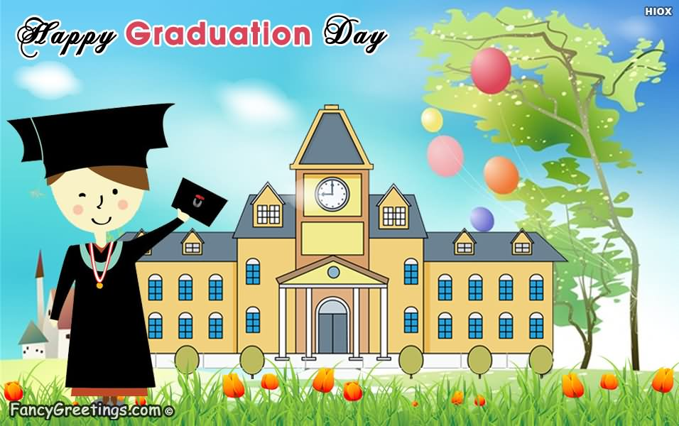 26 best graduation wishes picture happy graduation day m4hsunfo Images