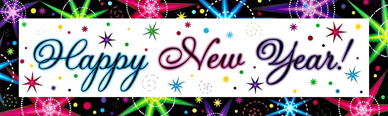 happy new year banner picture