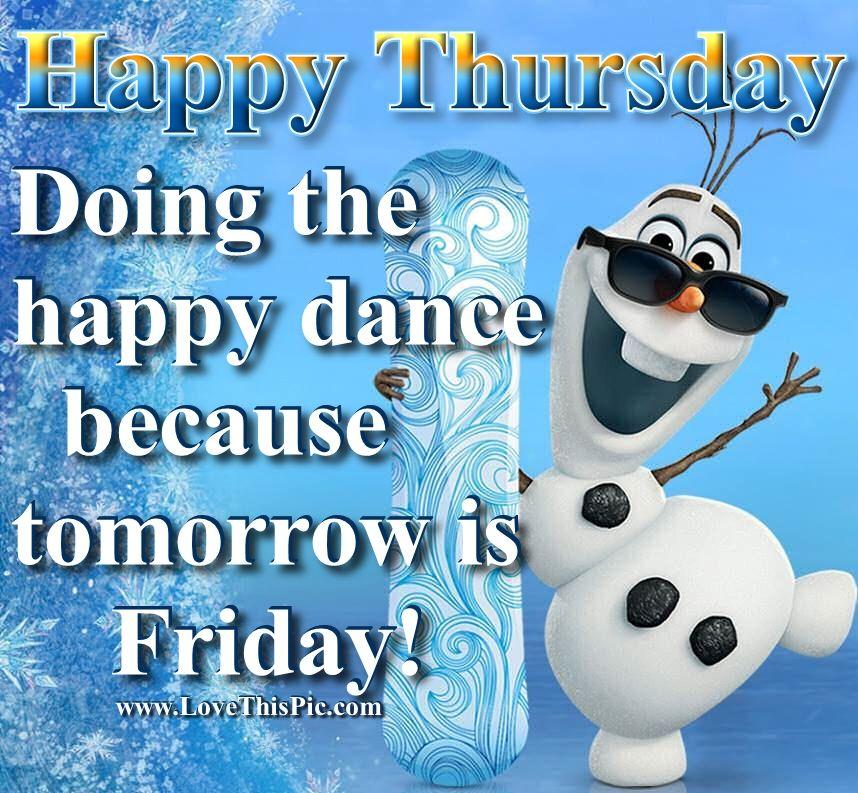 20 Wonderful Happy Thursday Pictures