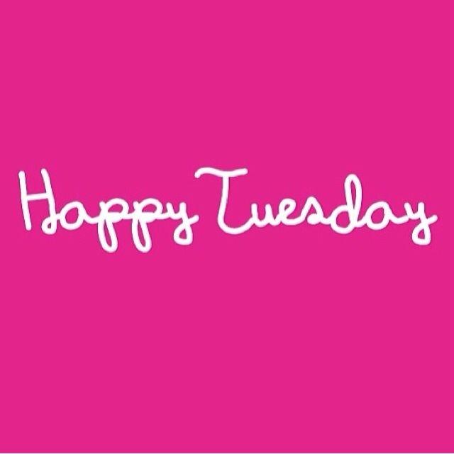 Happy Tuesday Photo
